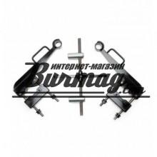 80789 Комплект ключей для  механического раскручивания буровых штанг производства Straightine