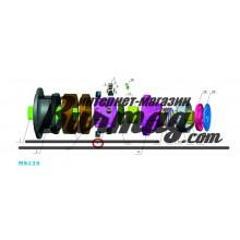 Блок цилиндров (rotor) Poclain Hydraulics
