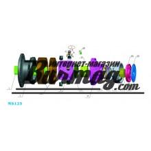 Ролик (roller) Poclain Hydraulics