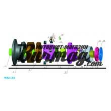Втулка (bushing ) Poclain Hydraulics