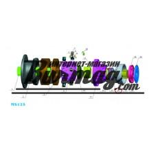Статический фрикцион (static friction) Poclain Hydraulics