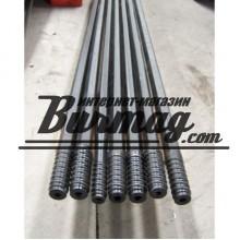 Буровые штанги для ГНБ XZ320D 73мм*3000 NC 23 Baogang (папа 79 мм) (NC23-2) Kaitong