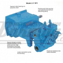 5257339 Сальник приводного вала (FMC Bean  Pumps L1118)