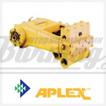 """161-038018-451  Шестигранная труба 3/8"""" - 1/8"""" для бурового насоса Аплекс SC-170 (Aplex)"""