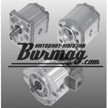 Шестеренные насосы и гидромоторы в алюминиевом корпусе (Sauer-Danfoss)