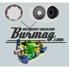 Гидравлический мотор MS125 (Poclain Hydraulics)