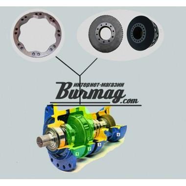 Гидравлический мотор MS05 (Poclain Hydraulics)