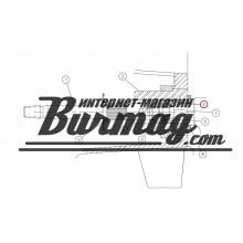 7203-0730-00A  Держатель поршня для бурового насоса Аплекс SC-65L (Aplex)
