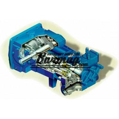 1187039 Кран масляный (FMC BEAN Pumps 420)