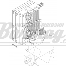Воздушные маслоохладители KTR типа ОАС 500 (1000) (400 /690V) 7.5 kw