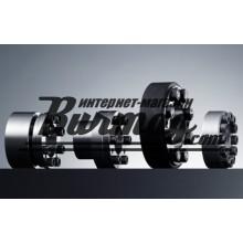 Набор зажимных колец Clampex 100 - 190х250 (KTR)