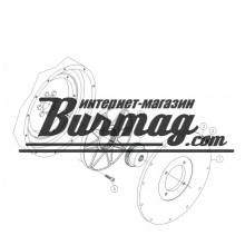 278981001 Шестерня маховика двигателя 24х40А - 36х50 SII Вермеер(Vermeer)