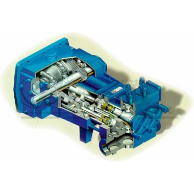 1250876 Шток (FMC BEAN Pumps 420)