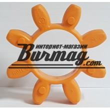 020241000045 ROTEX 24 зубчатый венец 92 Sh A T-PUR, оранжевый
