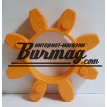 020551000045 ROTEX 55 Зубчатый венец 92 Sh A T-PUR оранжевый