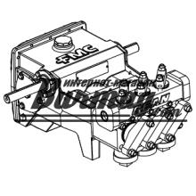 1101262 Винт с шестигранной головкой(FMC BEAN Pumps)