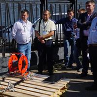 В Подольске презентация оборудования для создания 3D карт подземных коммуникаций
