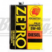 2863-004 Zepro Fully Synthetic CF 5W-40