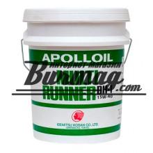 2574-020 Apolloil Multi Runner 15W-40 DH-1/CF-4
