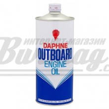 1652-001 Idemitsu Daphne Outboard Engine Oil 2-Cycle Oil TC-W3