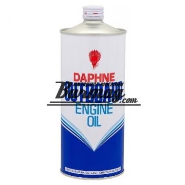 1652-001 Idemitsu Daphne Outboard Engine Oil 2-Cycle Oil TC-W3