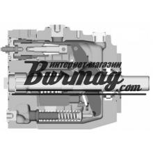 Аксиально-поршневые регулируемые насосы серии PV 45 (Parker)