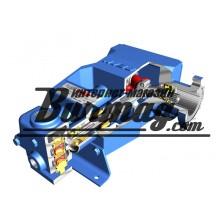 5254217 Задняя прокладка крышки (FMC BEAN Pumps L0618)