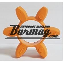 020191000045 ROTEX 19 зубчатый венец 92 Sh A  T-PUR, оранжевый