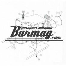 224952003 Кольцо уплотнительное насоса Aplex 50 GPM 24x40A Вермеер(Vermeer)