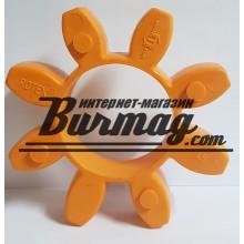 020481000045 ROTEX 48 Зубчатый венец 92 Sh A T-PUR оранжевый